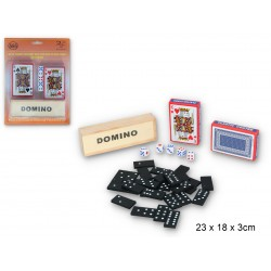 Karty do gry + domino 435145